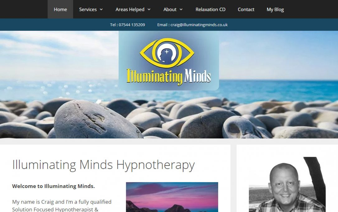Iluminating Minds Hypnotherapy